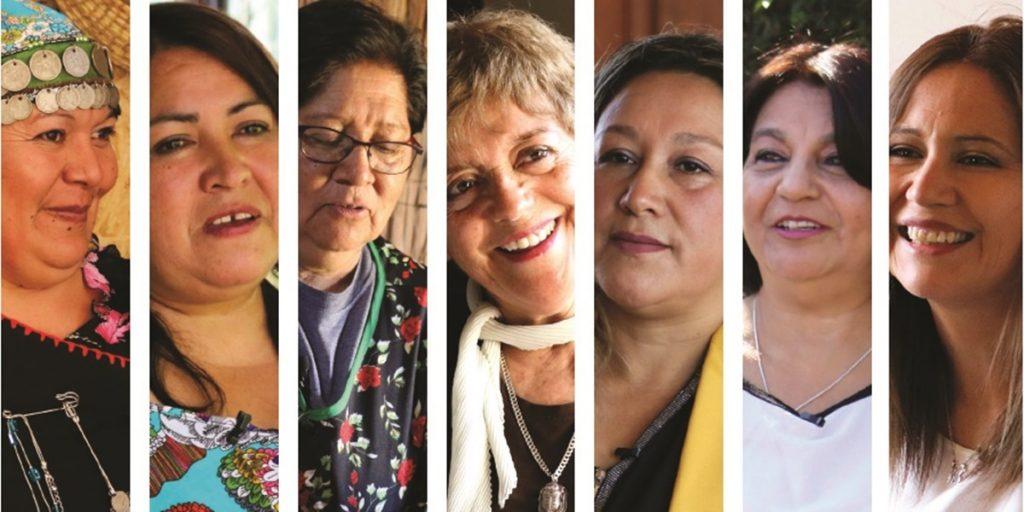 MUJERES: Cultura y Comunidad Reconocimiento a las mujeres de La Araucanía.